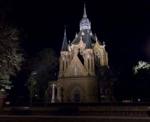 Poštorenský kostel